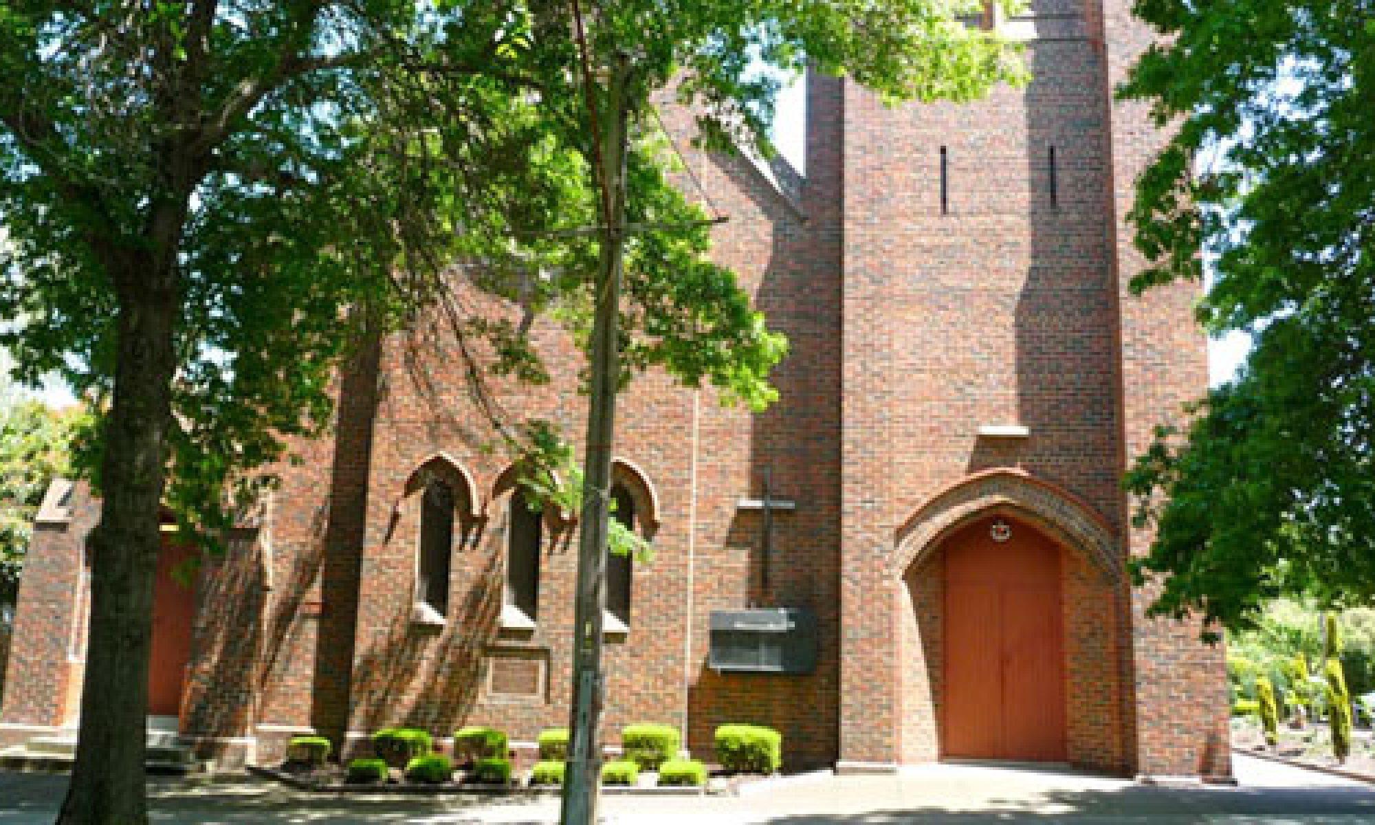 Canterbury Balwyn Road Uniting Church